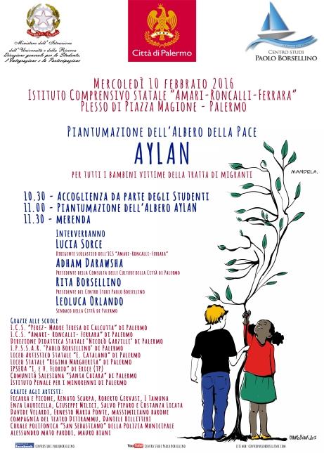 10 febbraio Albero AYLAN